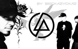 Linkin Park Background by BigChazyChaz