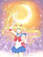 Sailor Moon Crystal: Homage by Yamigirl21