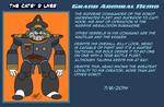 The Cats' 9 Lives! Bio Admiral Nemo by GearGades