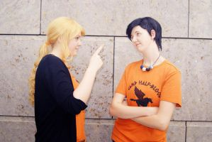 Percy Jackson - Whatever by Traumfressermon