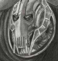 Charcoal: General Grievous by PurpleRAGE9205
