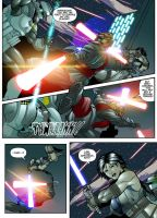 I am your opponent Page 16 by ArmourWing