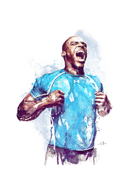Under Armour - illustration by neo-innov