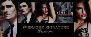 Widmore Signature Set by touchtoheaven