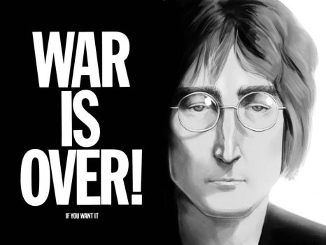 War is over by 2dforever
