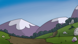 Equestrian Mountains by Undead-Niklos