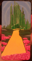 Wizard of Oz bookmark by Kat-Lady04