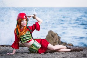 Ocean Adventures - Nami III by MeganCoffey