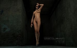 Digital Beauty Series - Corridor by Digital-Beauty-Serie
