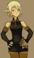 Evangelyne by The-Black-Sands