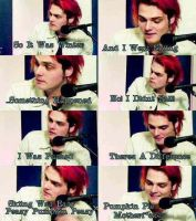 Gerard Goes Skiing by AdrenalineDngerHeart