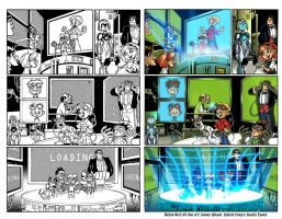Richie Rich 5 Page 2 colors by DustinEvans