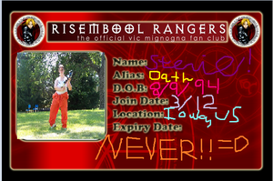 Risembool Ranger Badge!! by sonicrocker