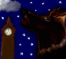 Werewolves of London by CherryleaFoxtrot