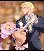 Fairy Tail 380 - Miraxus by kvequiso