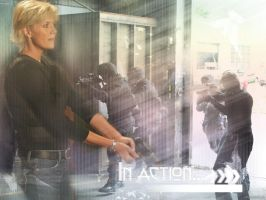 Amanda Tapping wall 4 by Amanda-Sandford