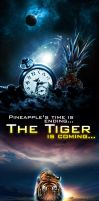 The Tiger is coming... by eXfreedom