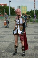 Lightning Cosplay II by akelataka