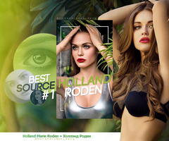 Holland Marie Roden by MikaRowe