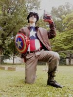 Captain America: Old War Photos by CptTroyHandsome