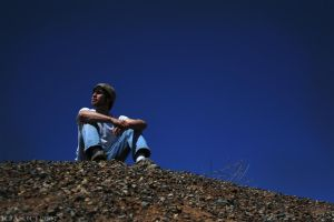 Clayton On The Gravel Hill by kjas
