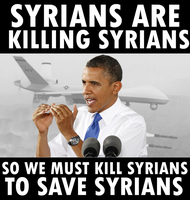 The Syrian Intervention Paradox by Party9999999
