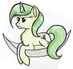 Olive in Hammock by partylikeapegasister