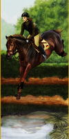 Eventing - Part II - Finished by Jazuac