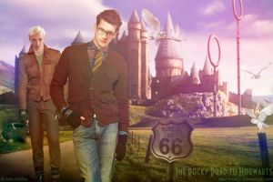The Rocky Road to Hogwarts by alex-malfoy