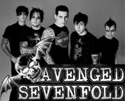 Avenged Sevenfold A7X by julie187