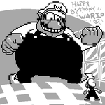 HAPPY BIRTHDAY WARIO! by FuPoo