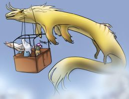 You must be this tall to enjoy this ride by Azho