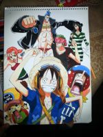 #3 One Piece by Mitsoro