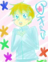 Everyone knows it's Butters by SandStar72