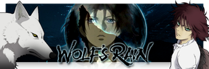 Kiba Wolf's Rain Signature by EgYpT2k7