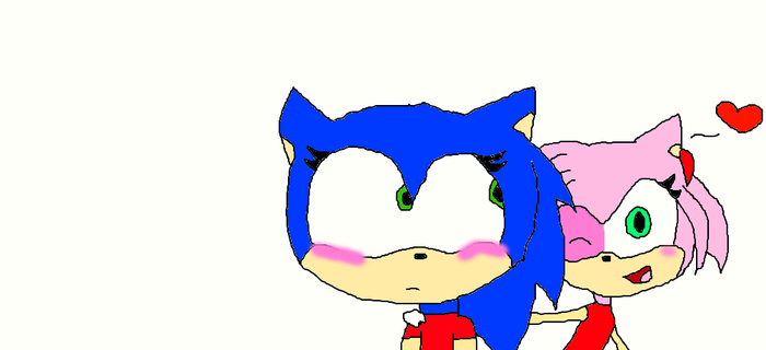 I don't care if your a girl Sonic ... by AshfurandAleu
