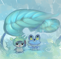 Rainy Day by Joltik92