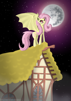 Flutterbat by BronyHands