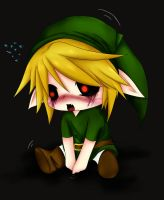 Ben Drowned chibi by Ren-Ravie