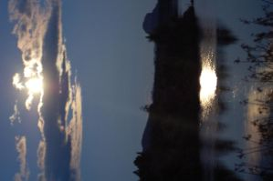 Reflections of the Moon by Annas-Day-Dreams