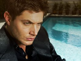 Jensen Ackles Wallpaper 02 by iheartbellamy