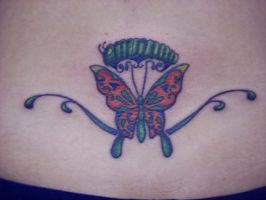 butterfly cover up finish by zelo75