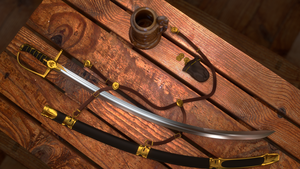 Hussar Sabre by Avenegerc47