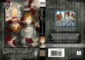 Sacred- Volume 2: Cover by SiSero