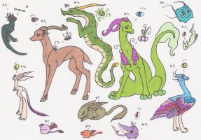 adoptables 1 by mallanmissan