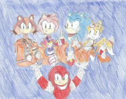 SONIC BOOM by SonicGal89