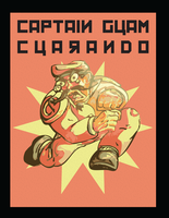 Cpt Guam Cuarando Poster by HWO