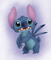 Stitch by CartoonBoyfriends