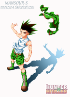 Gon by Mansour-s