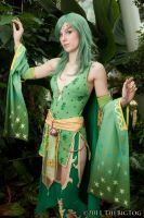 Rydia of the Mist III by Dessi-Desu